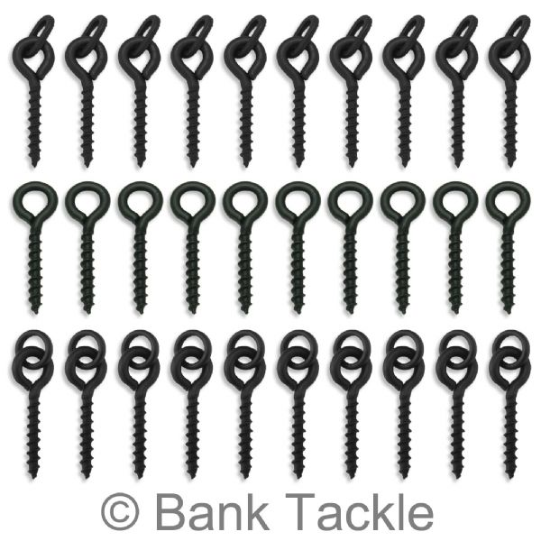 Hook Stops and Bait Screws. 70 Piece Set